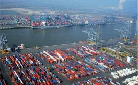 Antwerp Port