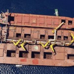 Baltic index up on higher demand for capesize vessels
