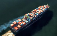 Containership Hanjin