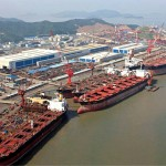 Chinese shipyards continue to see weaker orders