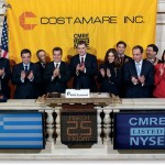 Costamare Declares Quarterly Dividend on Its Preferred & Common Stock