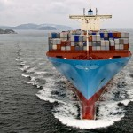 Maersk Issues Profit Warning; shares fall sharply