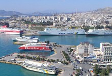 Piraeus Port Car Terminal