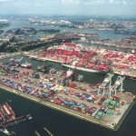 Port of Rotterdam throughput increases