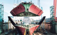 S. Korea Shipyard