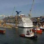 Fincantieri Profit Warning Sends Shares Tumbling