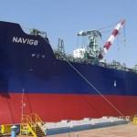 Navig8 orders four chemical tankers at STX