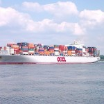 OOCL halts loading cargoes from Hanjin