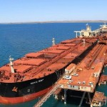 China iron ore port inventories extended decline as arrivals reduced