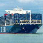 Moody's: Positive outlook on CMA CGM