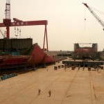 China's H1 new vessel orders up – report