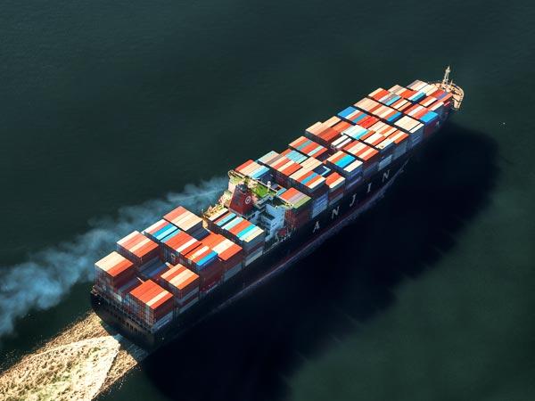 Containership-Hanjin