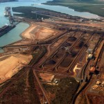 Iron ore exports to China from Australia's Port Hedland edge down in June
