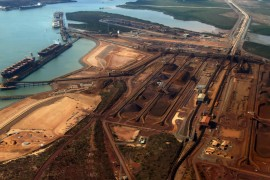 IRONORE-