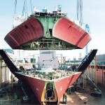 Korean shipyards' order backlog hits 12-year low in March