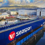 Seaspan: Sharp profit drop in fourth quarter