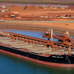 China iron ore imports fall to 18-month low in April