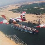 Egypt in JV with DP World for Suez Canal Zone