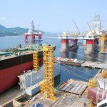 S. Korea: Top three shipyards log 8 tln won operating loss in 2015