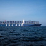 CMA CGM deploys largest cargo vessel ever to call at a US port