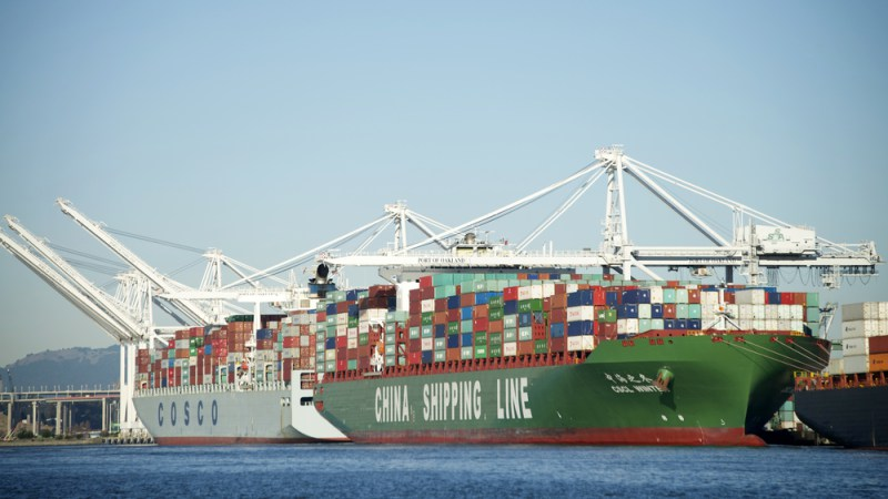 COSCO, China Shipping