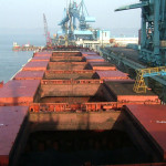 Coal stocks at key Indian ports fall 1 pct