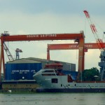 Cochin Shipyard posts earnings drop