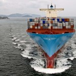 Maersk steers annual shipping profit forecast lower
