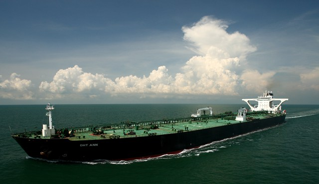 Tanker Vessel DHT Ann