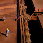 China November iron ore imports down for second month as top miners ship less