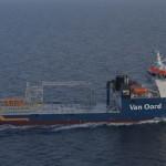 Van Oord Wins Contracts in the Caspian Sea