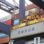 COSCO to add 2 million TEUs by 2018 – report