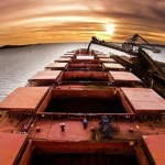 China iron ore imports rise on pre-holiday restocking