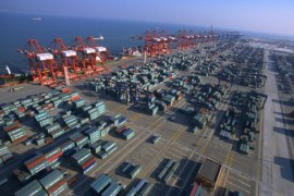 port-guangzhou-china