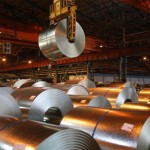 China's Steel Output Drops Again With More Cuts on the Way