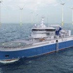 Damen to build service operations vessel for Bibby Marine