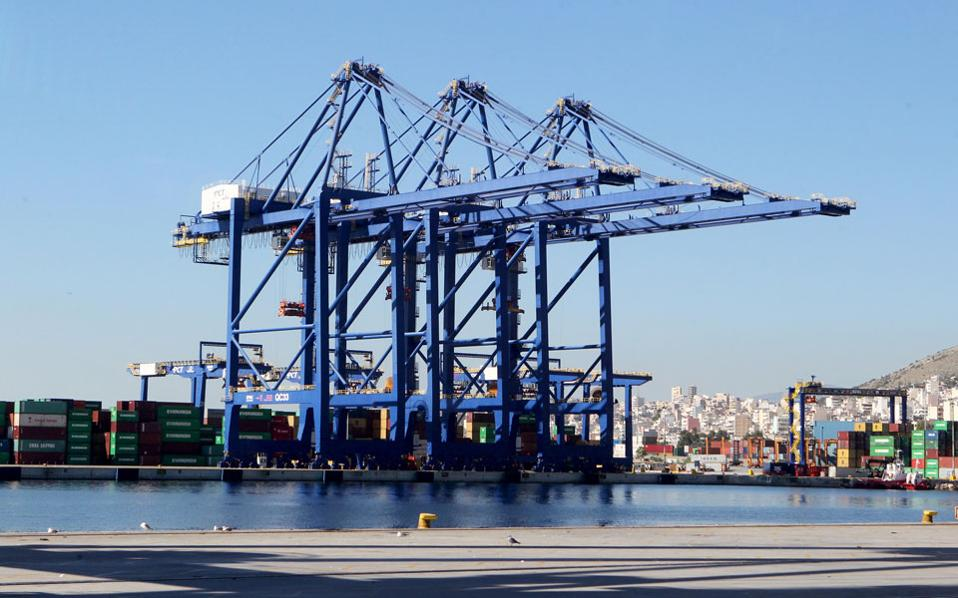 Cosco-Piraeus