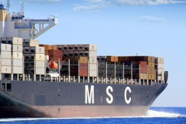 containership_MSC