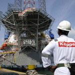 Keppel posts lower Q2 profit, says rig market outlook muddy