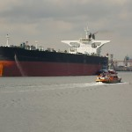 Port of Rotterdam: A record year for VLCCs
