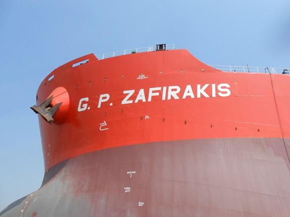 G P Zafirakis_Diana Shipping