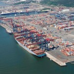 Increased freight volumes at the Port of Gothenburg