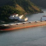 Baltic index inches higher on strong panamax rates