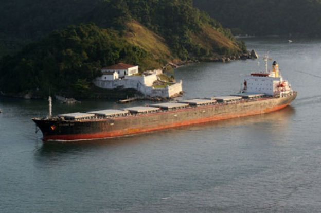 Greece-Hellenic-Carriers-Panamax-Vessel