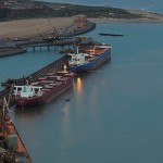 Iron Ore Cargoes From Port Hedland Drop on Weather Disruption