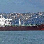 First Suezmax chartered to load iranian crude oil post sanctions