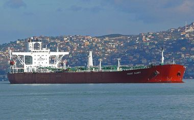 Suezmax-Tanker