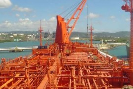 chemical-tanker-deck-area
