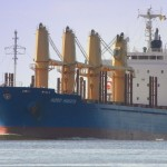 Baltic Dry Index Rises Above 400 Points