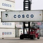 Cosco Shipping Ports volumes up in July